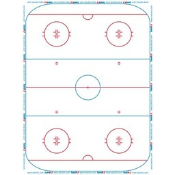 Taktifol Taktifol Playfield Foil - Hockey