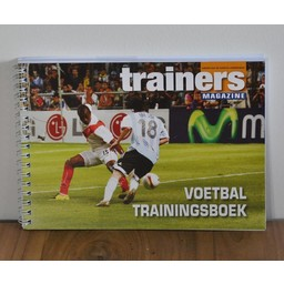 Trainingsboek A5 formaat