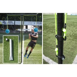 Head shot trellis|Version with iron base for synthetic grass (balls excluded) - Copy