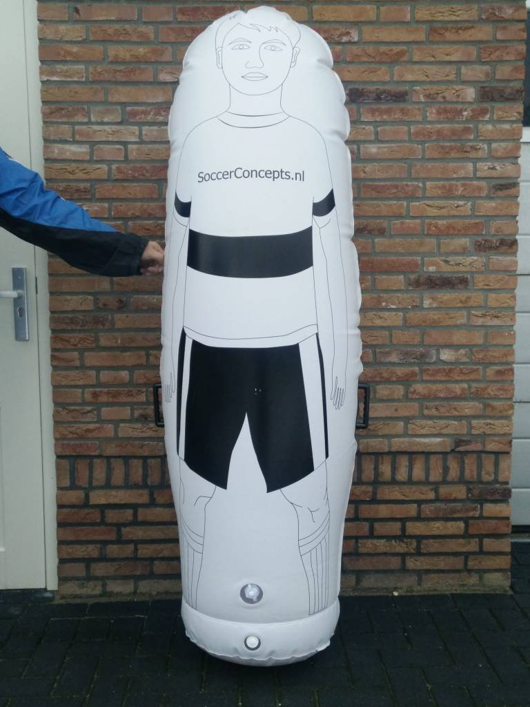 SoccerConcepts Dummy Trainingspop Senior 200cm
