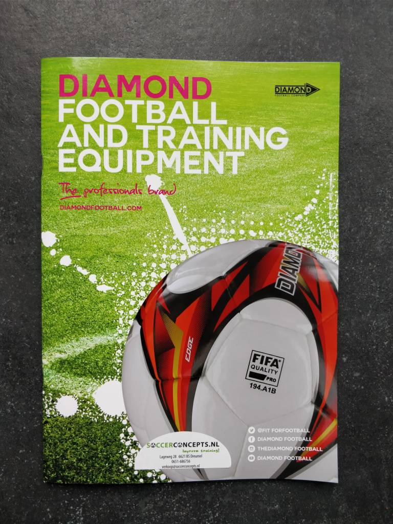 Diamond Footbal Diamond Catalogus