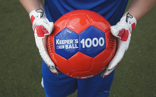 Keeper trainingsbal 1000 gram