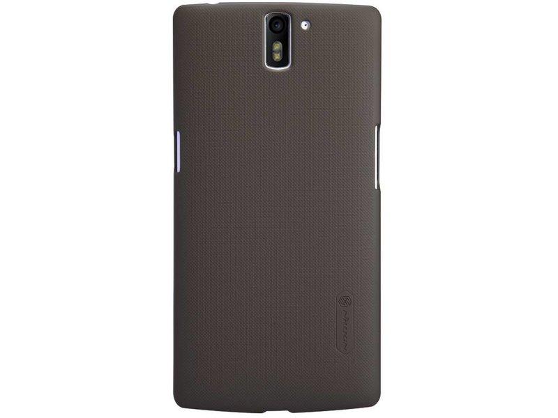 Nillkin Frosted Shield Braun OnePlus One