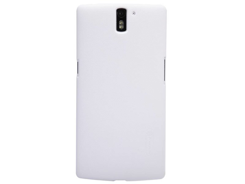Nillkin Frosted Shield Weiß OnePlus One