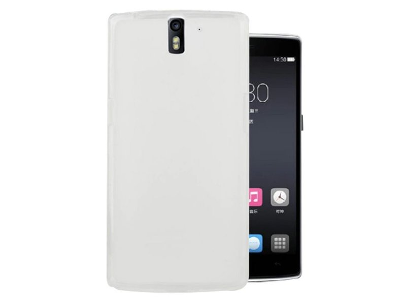SillyCone Silicone Cover Weiß OnePlus One