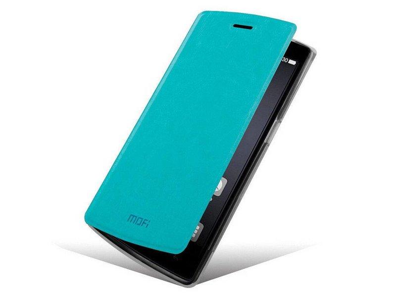 MOFI Flip Case Blau OnePlus One