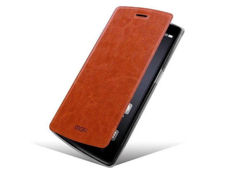 MOFI Flip Case Braun OnePlus One