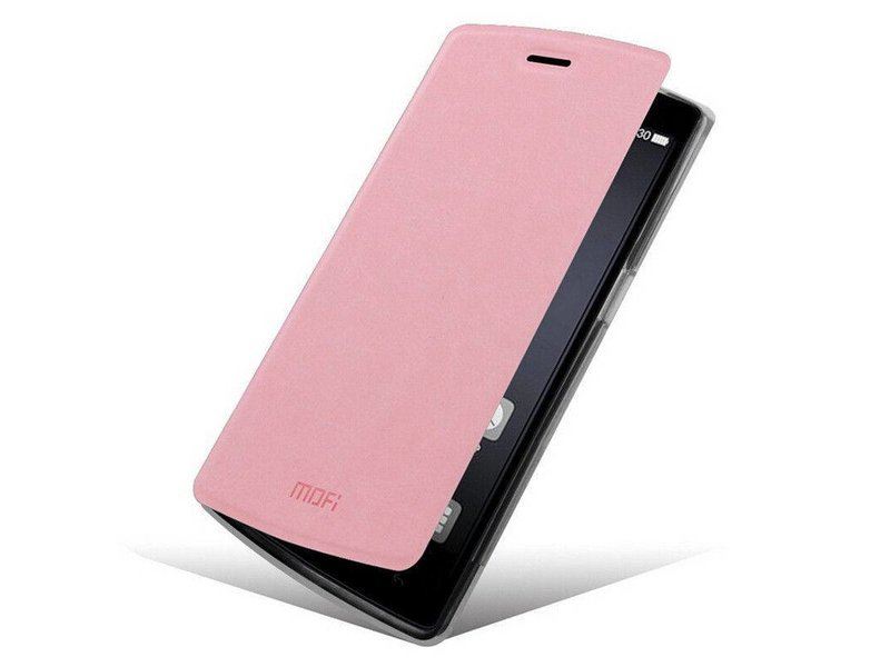 MOFI Flip Case Rosa OnePlus One