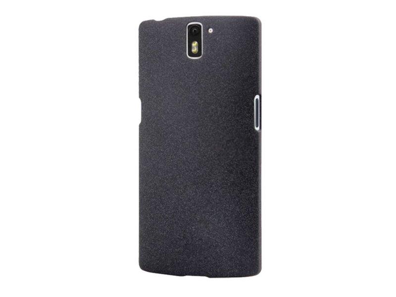 Pelosi Sandstein Handyhülle Schwarz OnePlus One