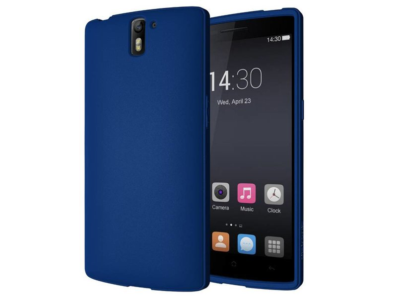 Diztronic Case Blau OnePlus One