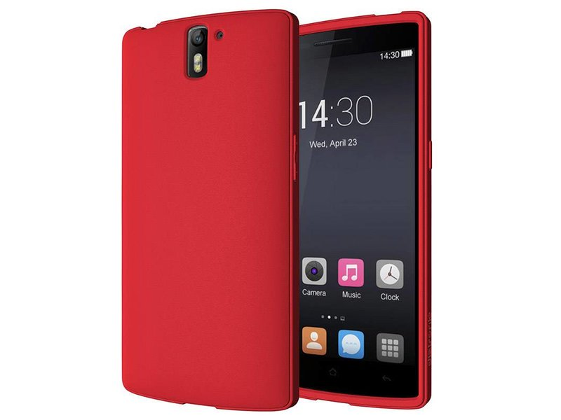 Diztronic Case Rot OnePlus One