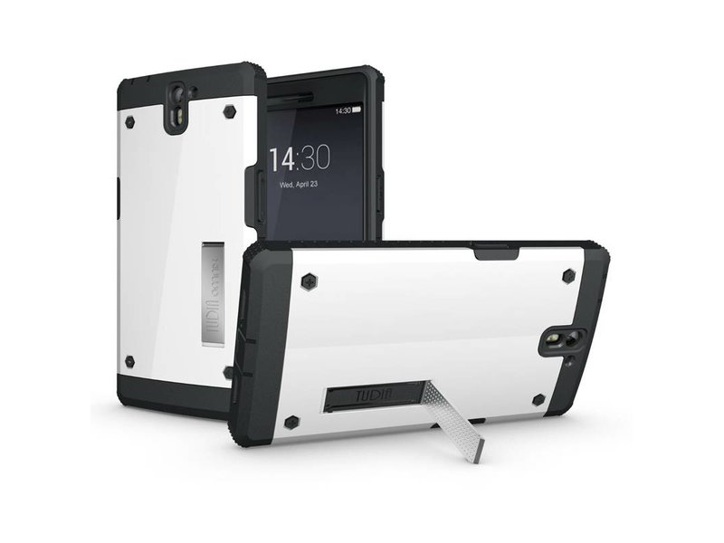 Tudia Omnix Hybrid Schutzhülle Weiss OnePlus One
