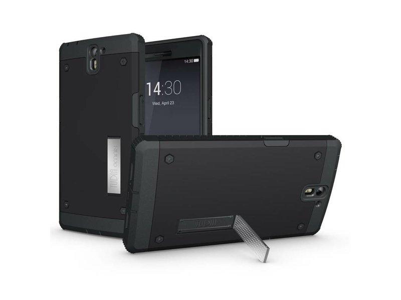 Tudia Omnix Hybrid Schutzhülle Schwarz OnePlus One