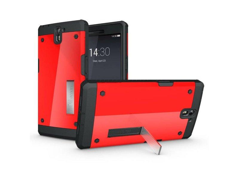 Tudia Omnix Hybrid Schutzhülle Rot OnePlus One