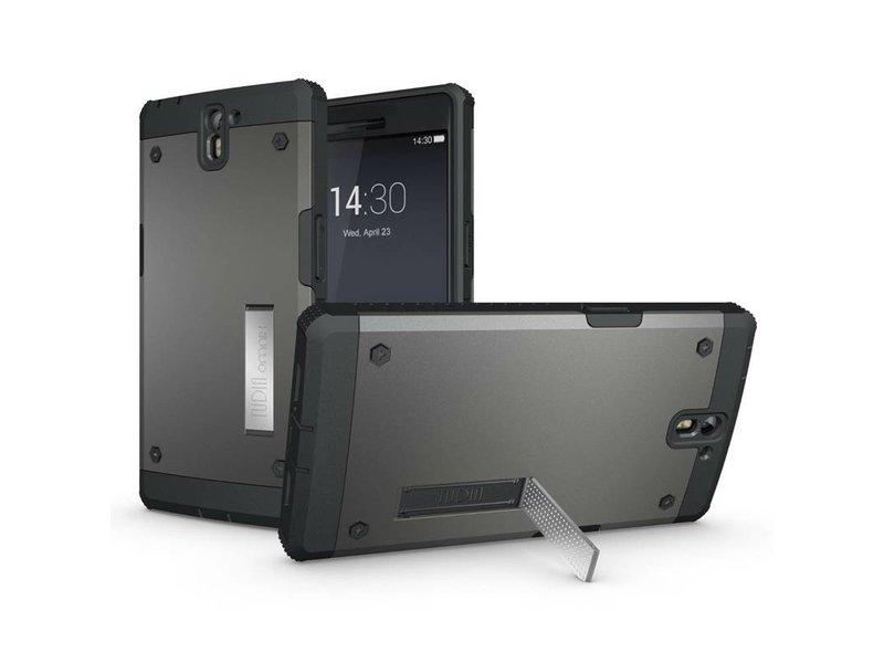 Tudia Omnix Hybrid Schutzhülle Grau OnePlus One