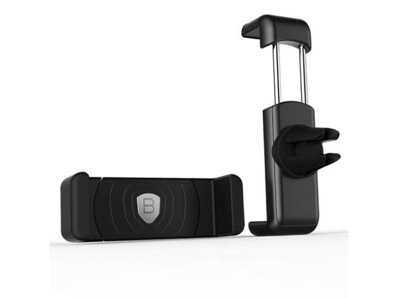 Baseus Mini Shield Plus Ventilator Auto-Halter Schwarz