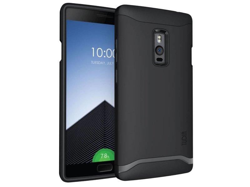 Tudia Merge Case Schwarz OnePlus 2