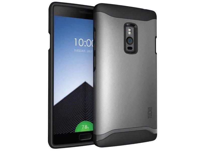 Tudia Merge Case Metallic Slate OnePlus 2
