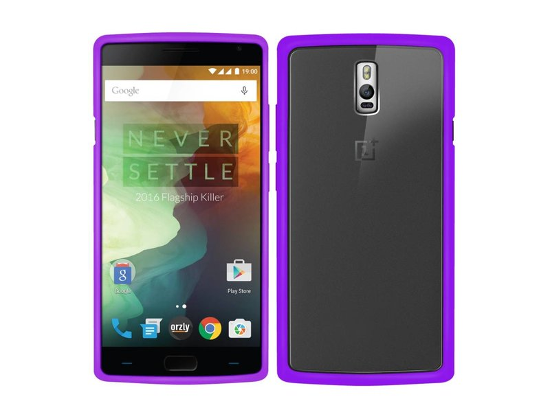 Orzly Fusion Case Violet OnePlus 2