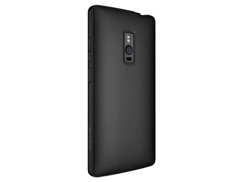 Diztronic TPU Handyhülle Schwarz OnePlus 2