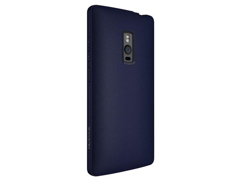 Diztronic TPU Handyhülle Blau OnePlus 2