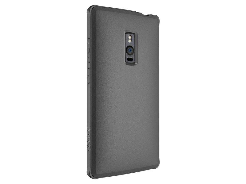 Diztronic Ultra TPU Handyhülle Grau OnePlus 2