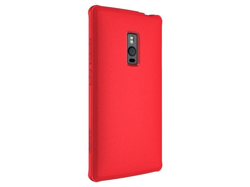 Diztronic Ultra TPU Handyhülle Rot OnePlus 2