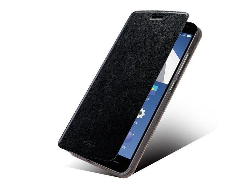 MOFI Flip Case Schwarz OnePlus 2