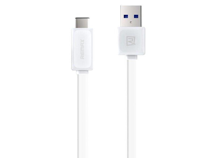 Remax USB Type C Kabel Weiß OnePlus 2/3/3T