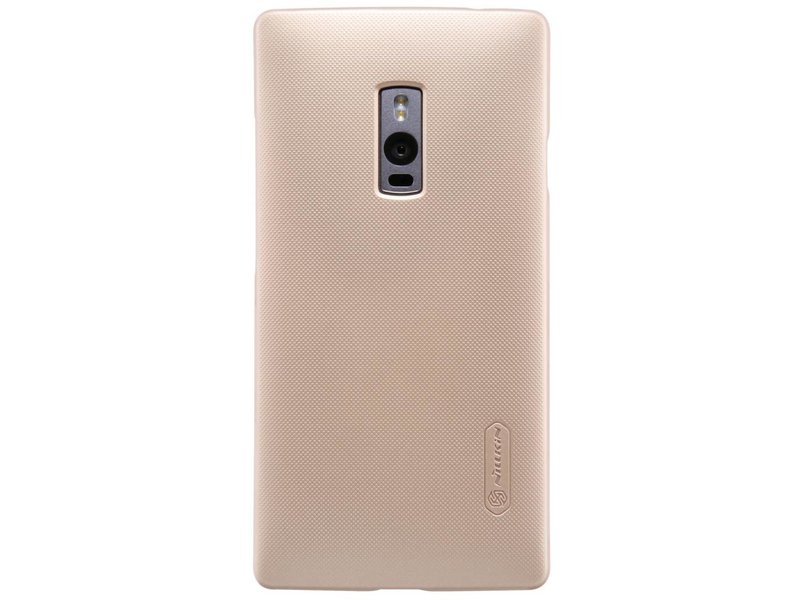 Nillkin Frosted Shield Gold OnePlus 2