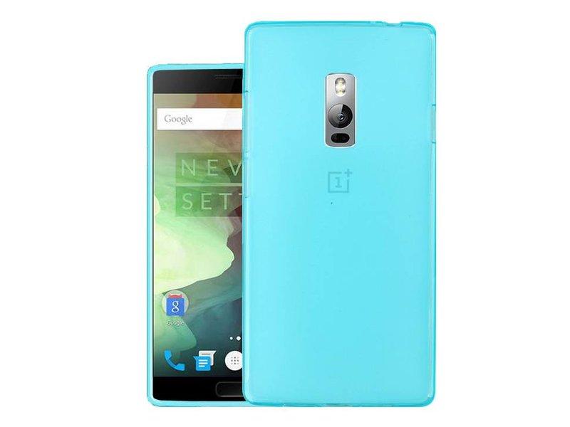 SillyCone Silicone Cover Blau OnePlus 2