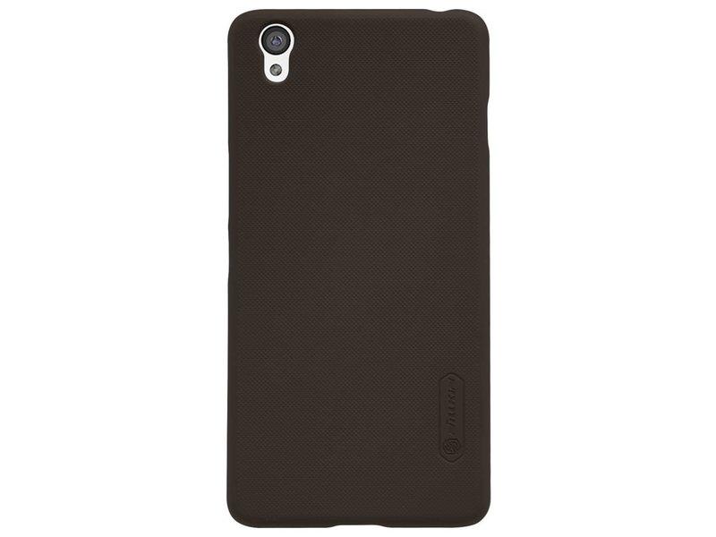 Nillkin Frosted Shield Braun OnePlus X