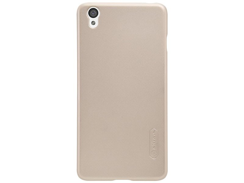 Nillkin Frosted Shield Gold OnePlus X