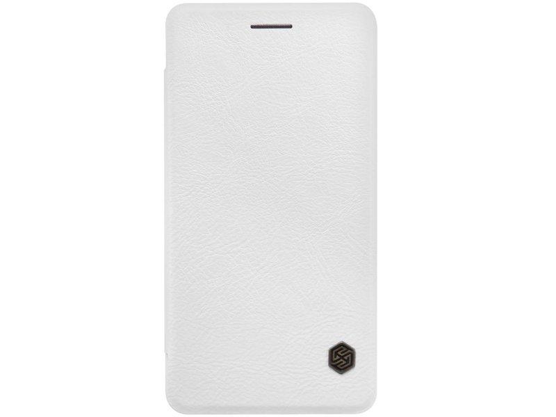 Nillkin Qin Leder Flip Case Weiß OnePlus X