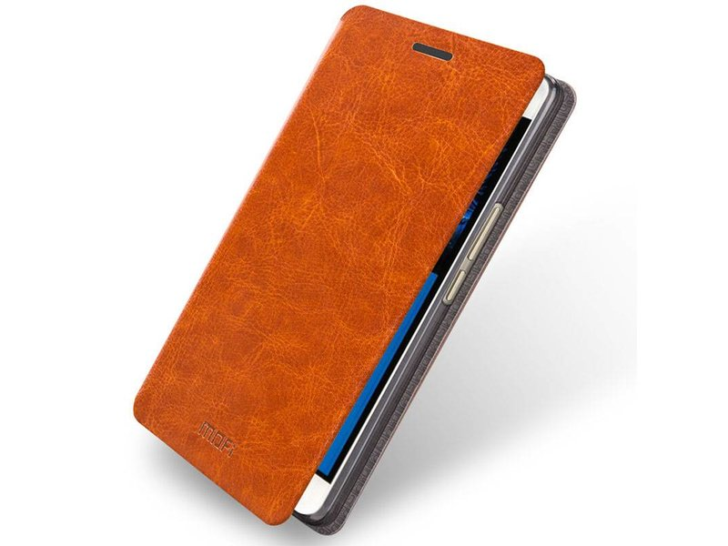 MOFI Flip Case Braun OnePlus X