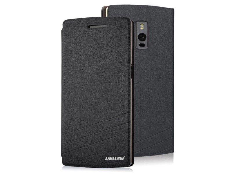 Pelosi Flip Case Schwarz OnePlus Two