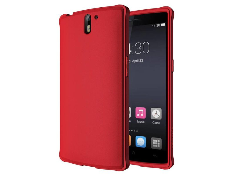 Diztronic Ultra Case Rot OnePlus One