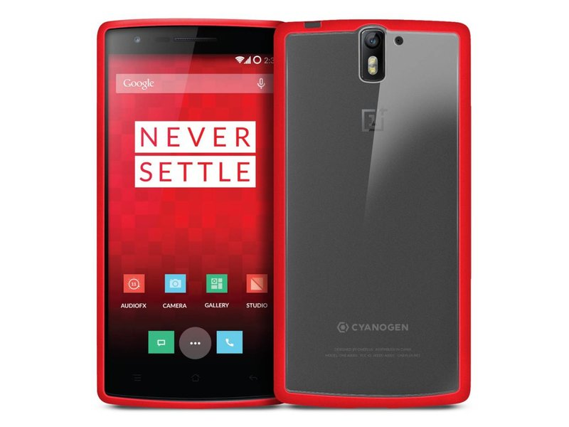 Orzly Fusion Case Rot Oneplus One