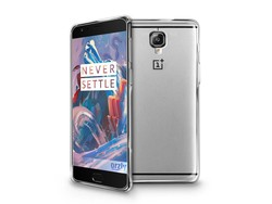 Orzly Flexi Case Transparent OnePlus 3