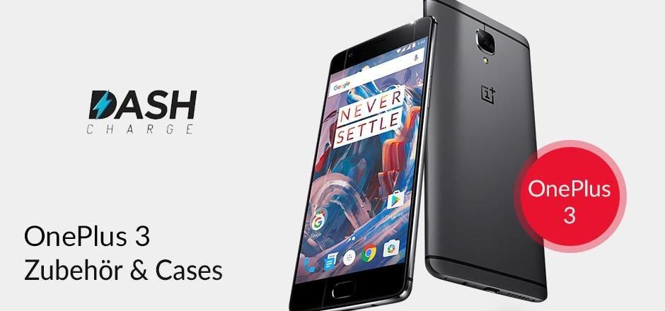 OnePlus 3 Zubehör Online kaufen