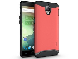 Tudia Merge Slim Fit Case Rot OnePlus 3/3T