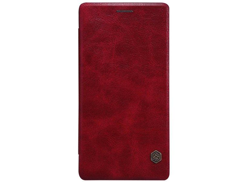 Nillkin Qin Flip Case Rot OnePlus 3/3T