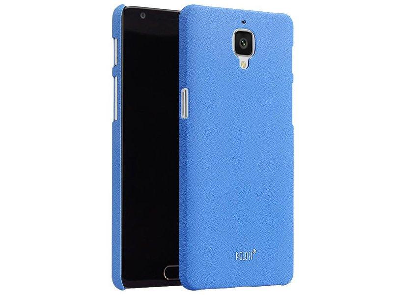 Pelosi Sandstein Hülle Blau OnePlus 3/3T