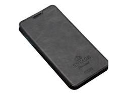 "MOFI Flip Case ""Vintage"" Schwarz OnePlus 3"