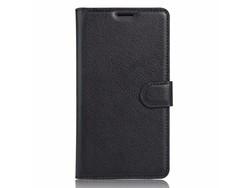OPPRO Wallet Flip Case Schwarz OnePlus 3/3T