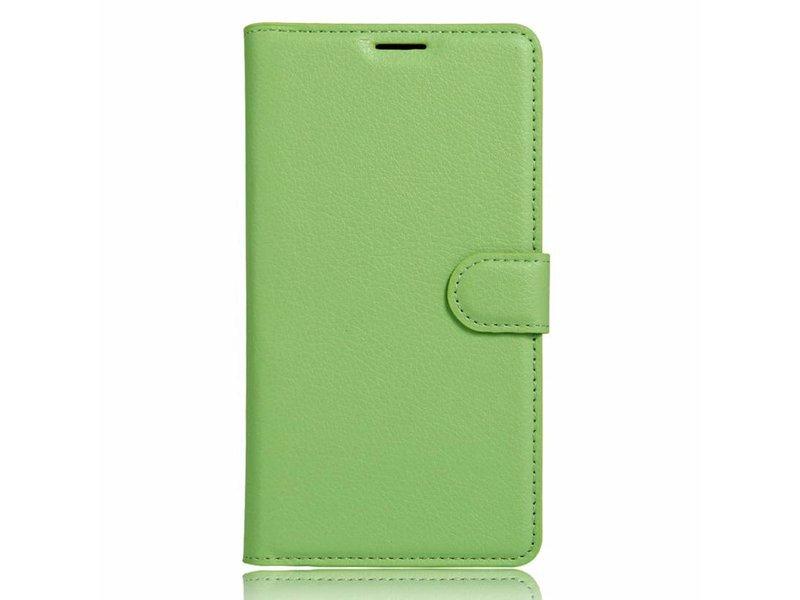 OPPRO Wallet Flip Case Grün OnePlus 3/3T