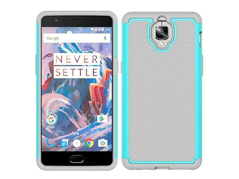 OPPRO Dual Layer Case Mint OnePlus 3/3T