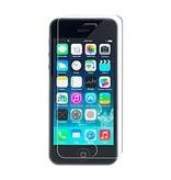 Overig iPhone 5(S/C) & SE tempered (gehard) glass screenprotector