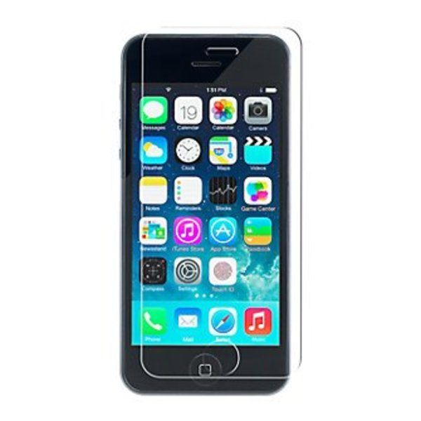 iPhone 5(S/C) & SE tempered (gehard) glass screenprotector