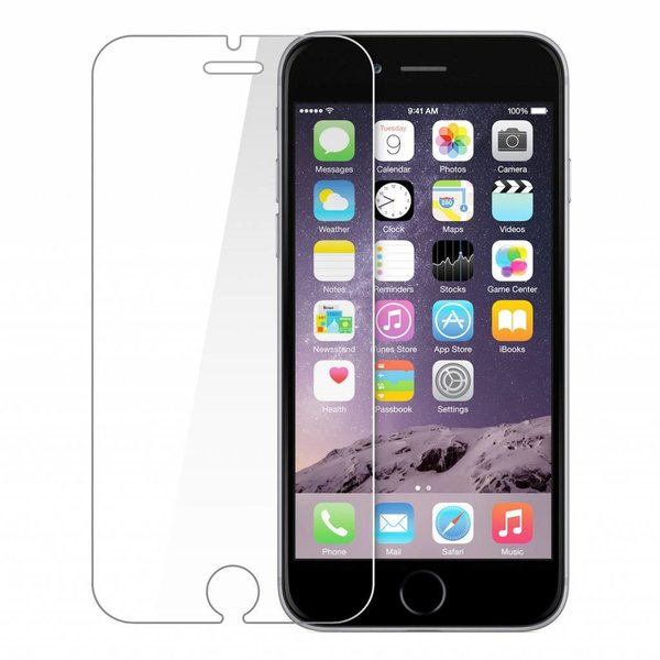 iPhone 6(S) Plus tempered (gehard) glass screenprotector